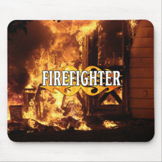 On Fire Mousepads
