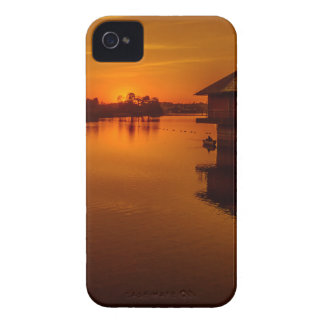 On Golden Pond iPhone 4 Cover