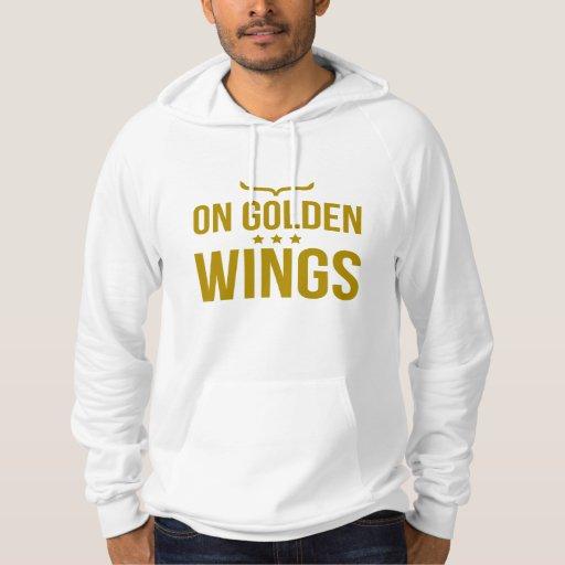 On Golden Wings Sweatshirt