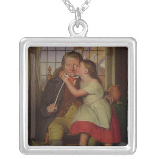 On Grandfather's Knee Necklace