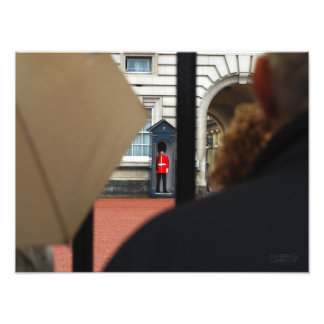 On Guard // London, UK Photo Print
