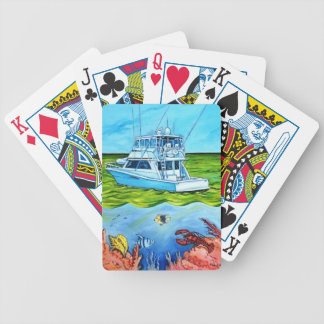 On Hands on Deck Bicycle Playing Cards