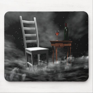 On Higher Ground Mouse Pad