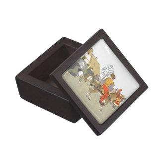 On His Donkey Premium Jewelry Box