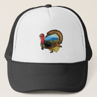 On Holiday Trucker Hat
