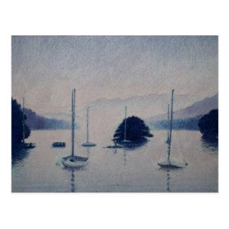 on Lake Windermere Postcard