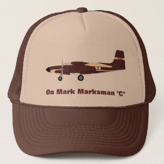 On Mark Marksman Trucker Hat