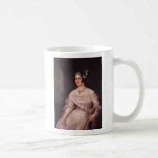 ON marquise of Santos Coffee Mugs