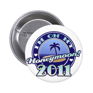 On My Honeymoon 2011 Button