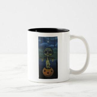 on my own mug