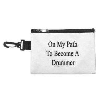 On My Path To Become A Drummer Accessories Bags