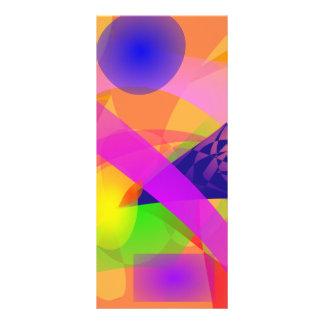 On My Way Rack Card Design