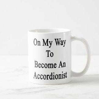 On My Way To Become An Accordionist Mugs
