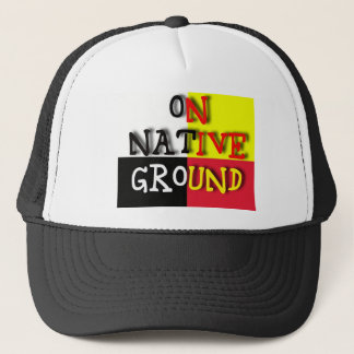 On Native Ground Hat