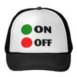 On Off Trucker Hat
