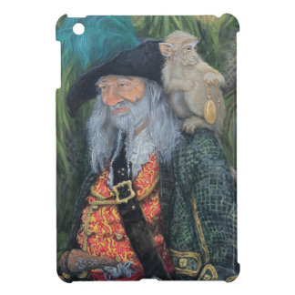On Pirate TIme, Pirate and Monkey Thief iPad Mini Cases
