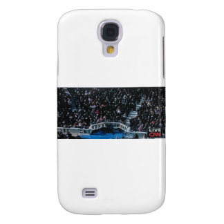 ON PRESIDENT BARAK HUSEN OBAMA'S INAUGURATION DAY SAMSUNG GALAXY S4 CASE