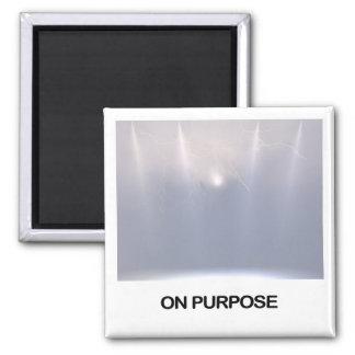 On Purpose Magnet