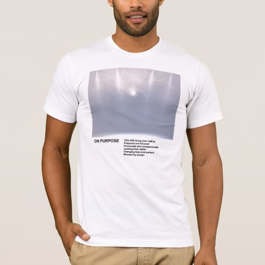On Purpose T-Shirt