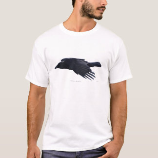 """""""ON RAVEN'S WING, I FLY"""" T-shirt"""