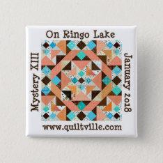 On Ringo Lake Button at Zazzle