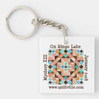 On Ringo Lake keychain