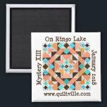 """On Ringo Lake magnet<br><div class=""""desc"""">On Ringo Lake magnet</div>"""