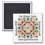 On Ringo Lake magnet<br><div class='desc'>On Ringo Lake magnet</div>