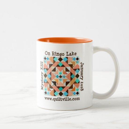 On Ringo Lake mug