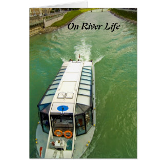 On River Life Card