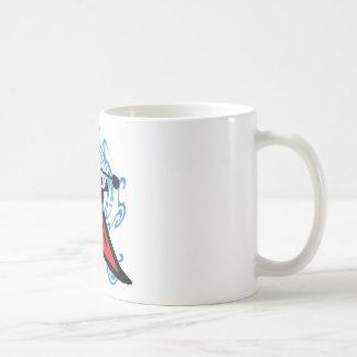 ON RIVER TIME COFFEE MUG