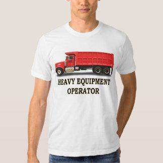 ON ROAD DUMP TRUCK T-Shirt