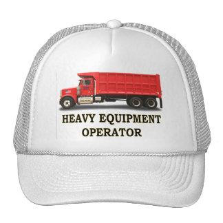 ON ROAD DUMP TRUCK TRUCKER HAT