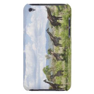 On safari in Mikumi National Park in Tanzania, 2 Barely There iPod Case