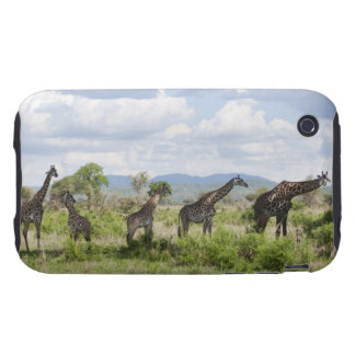 On safari in Mikumi National Park in Tanzania 2 iPhone 3 Tough Covers