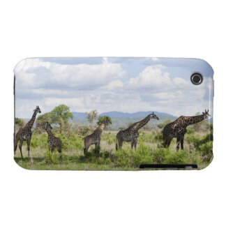 On safari in Mikumi National Park in Tanzania 2 Case-Mate iPhone 3 Cases