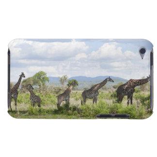 On safari in Mikumi National Park in Tanzania, 2 iPod Touch Case