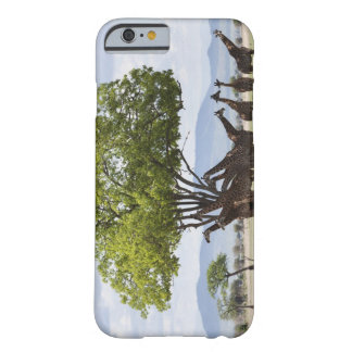 On safari in Mikumi National Park in Tanzania, Barely There iPhone 6 Case