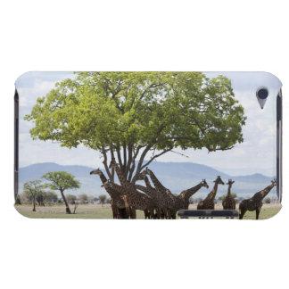 On safari in Mikumi National Park in Tanzania, iPod Touch Case