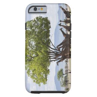On safari in Mikumi National Park in Tanzania, Tough iPhone 6 Case