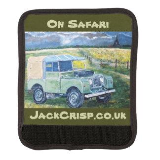 On Safari Luggage Handel Wrap Handle Wrap