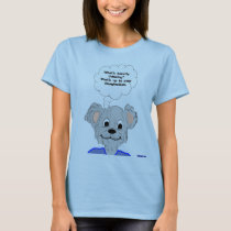 On Scruffy's Mind T-Shirt