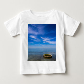 On shore of the Baltic Sea Baby T-Shirt