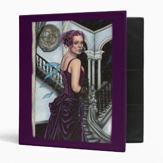 on stolen time faery artwork binder