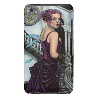 on stolen time gothic faery i pod touch case