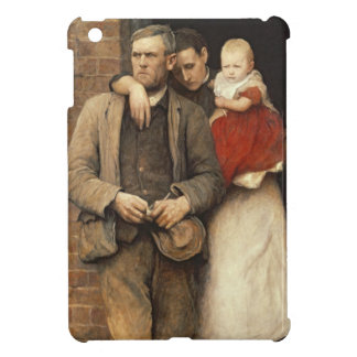 On Strike, c.1891 Cover For The iPad Mini