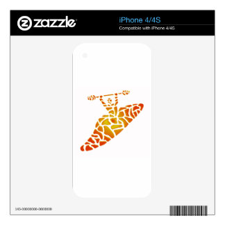 ON SUNNY DAYS SKIN FOR THE iPhone 4