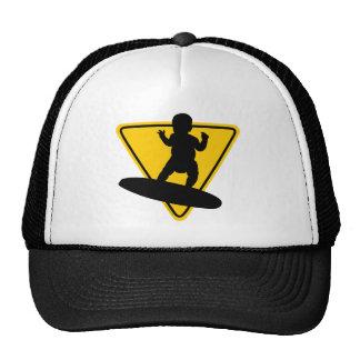 on (Surf) Board Trucker Hat