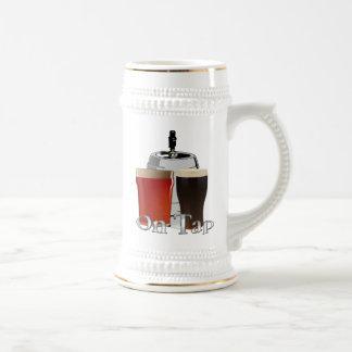 On Tap - Beer Keg Stein Coffee Mug