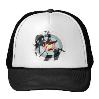 On Target Trucker Hat